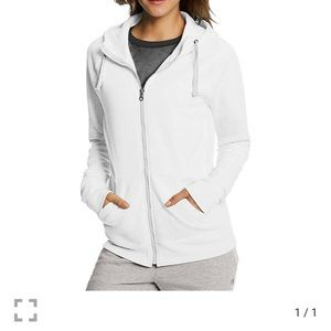 Champion NEW Women's Fleece Full Zip Hoodie